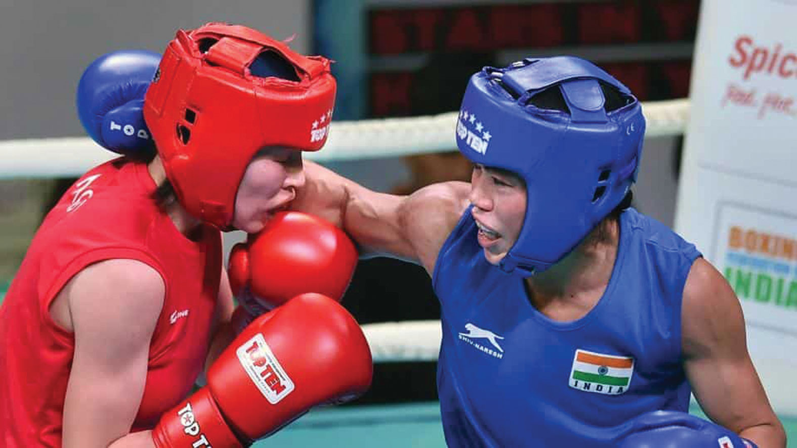 Mary Kom gears up for sixth World Championships Gold