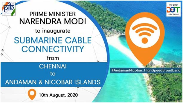 Proud moment for the people of Andaman & Nicobar Islands